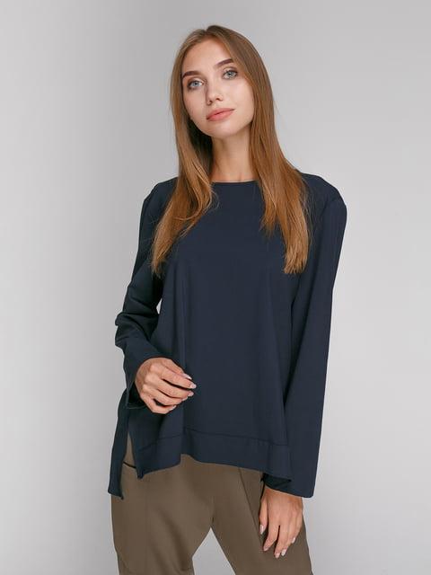 Блуза синяя Zara 3916119