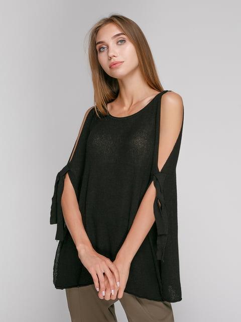 Джемпер черный Zara 3917270