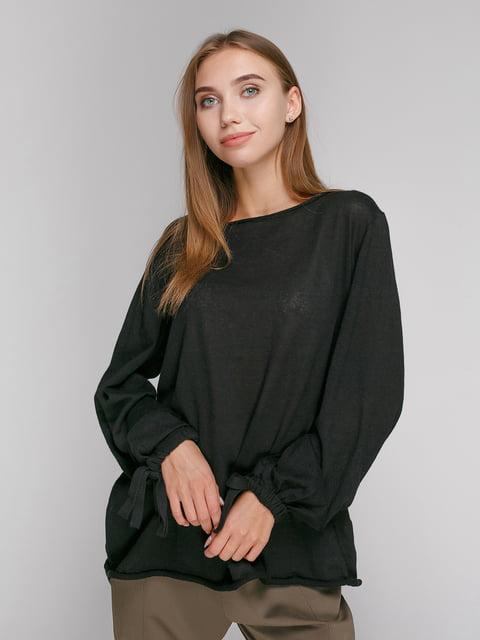 Джемпер черный Zara 4877595