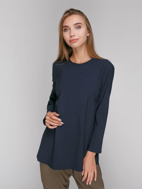 Блуза синя Zara 2753126