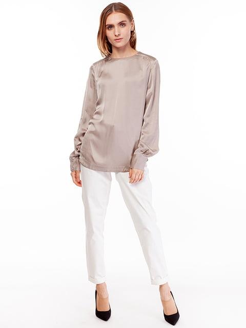 Блуза серая H&M 5104583