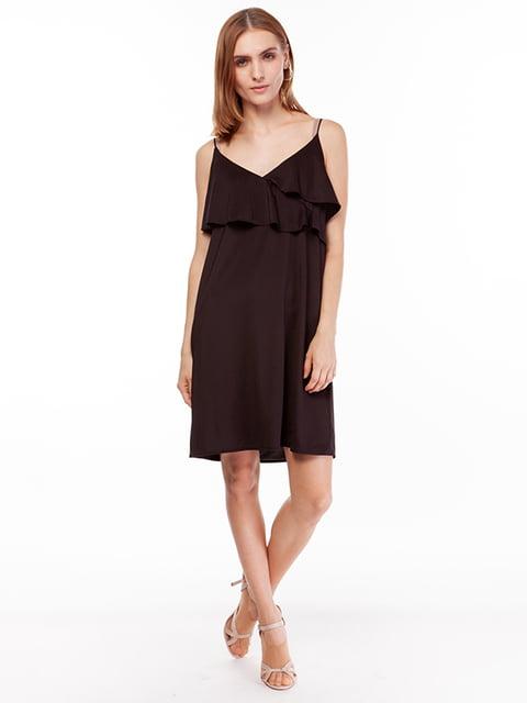 Платье черное H&M 5104721
