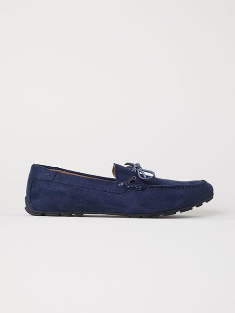 Лофери сині H&M 5113028