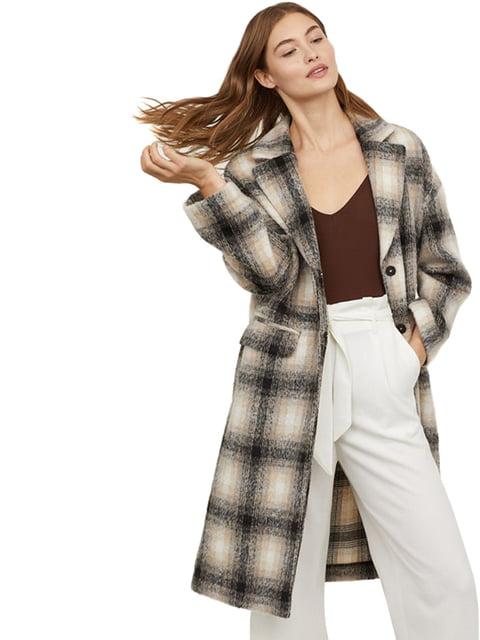 Пальто в клітинку H&M 5113123