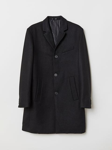 Пальто чорне H&M 5113134