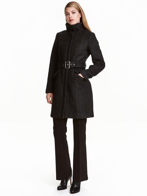 Пальто чорне H&M 5113136