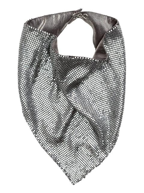 Хустка срібляста H&M 5113180