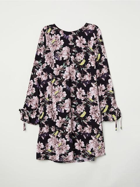 Платье черное H&M 5113192