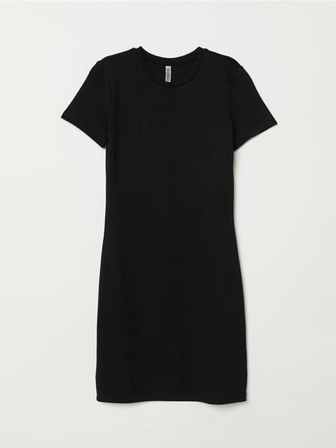 Платье черное H&M 5113196