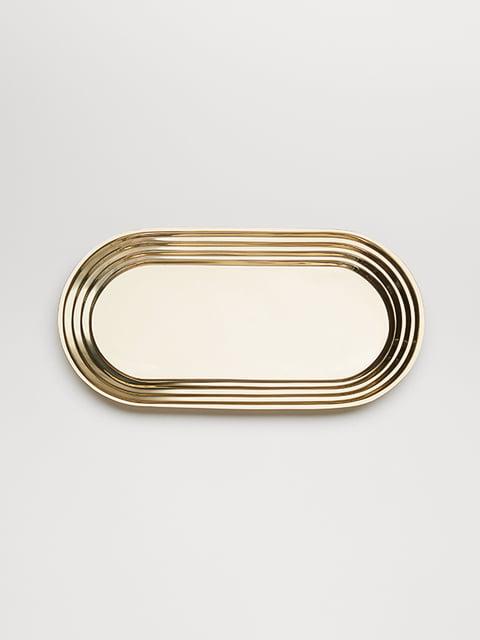 Таця золотава H&M 5113205