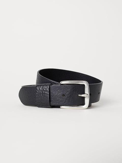 Ремень черный H&M 5113244