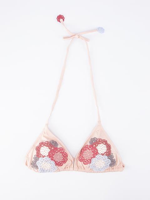 Бюстгальтер купальний рожевий H&M 5113007