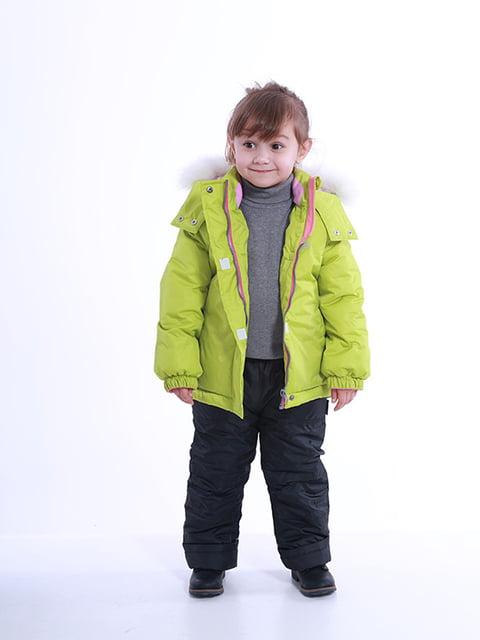 Термокуртка салатового цвета Kat 5140602