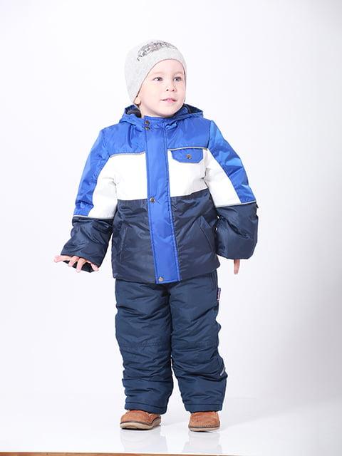 Куртка синя Kat 5140617