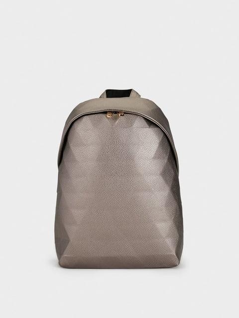 Рюкзак сріблястий Parfois 5137297