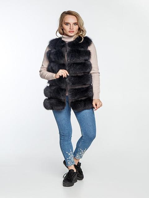 Жилет серый Irbis-furs 5141495