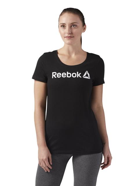 Футболка черная Reebok 4841144