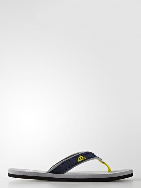 Вьетнамки серые Adidas 5112551