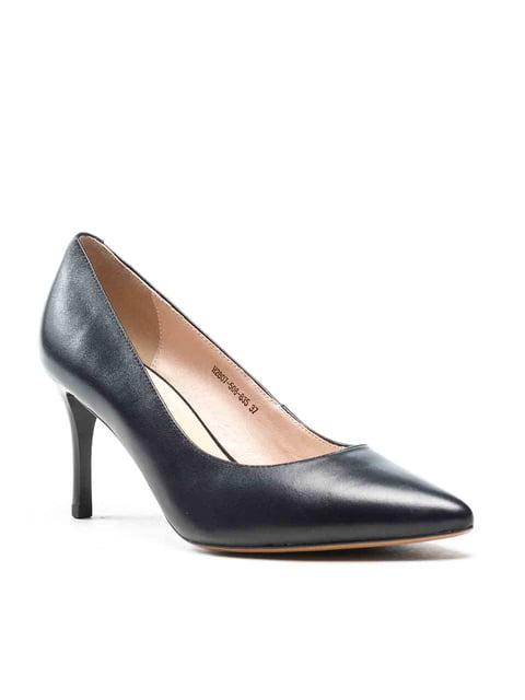 Туфли черные Blizzarini 5141659