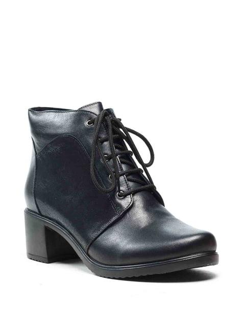 Ботинки черные Molly Bessa 4633216