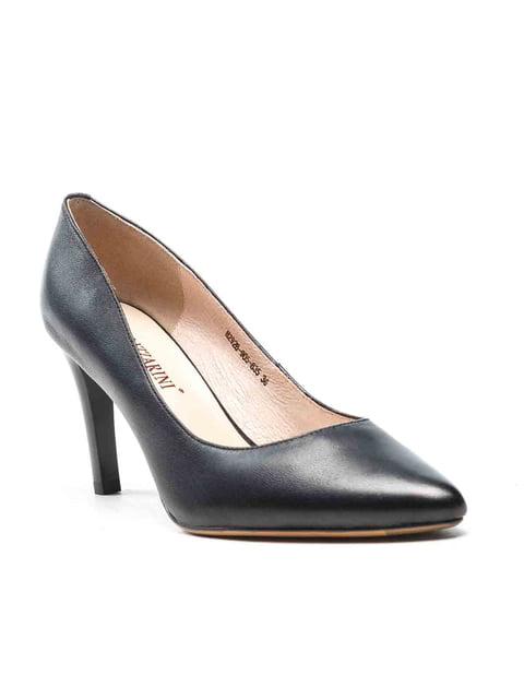 Туфли черные Blizzarini 5141662