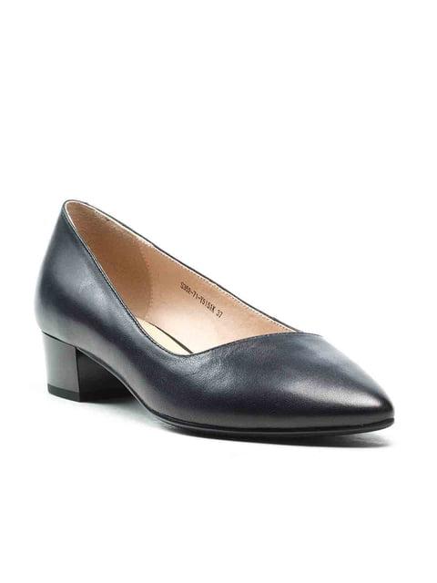 Туфли черные Blizzarini 5139665