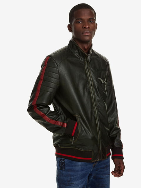 Куртка чорна Desigual 5126067