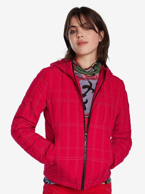 Куртка червона Desigual 5143170