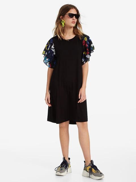 Сукня чорна Desigual 5143190