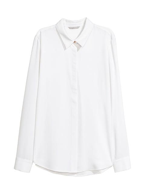 Блуза белая H&M 5133589