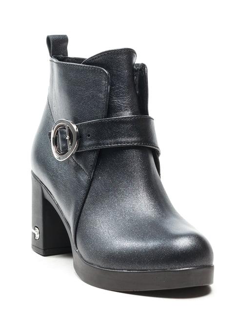 Ботинки черные Fabiani 5142890