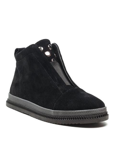 Ботинки черные Fabiani 5142883