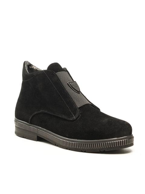 Ботинки черные Fabiani 5142895