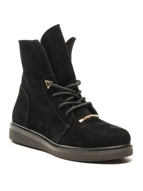 Ботинки черные Fabiani 5142888