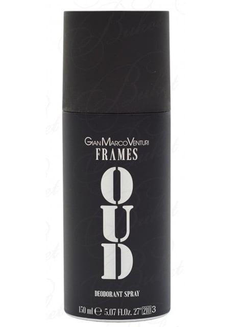 Дезодорант Frames Oud Deo (150 мл) Gian Marco Venturi 4279441