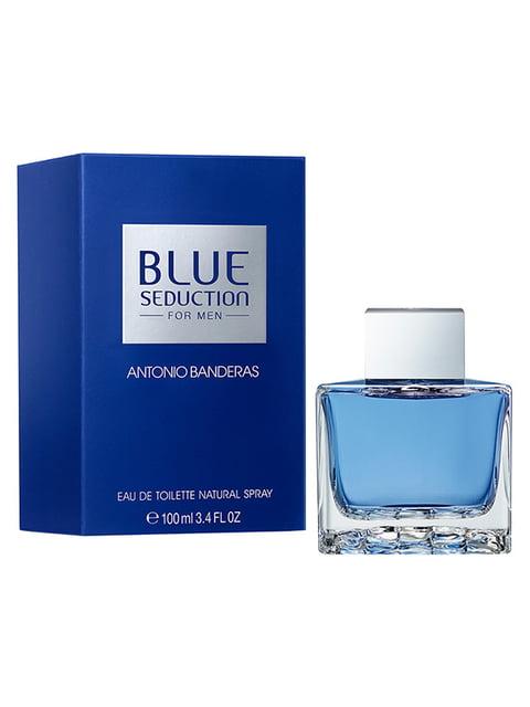 Парфумована вода (тестер) Blue Seduction (100 мл) Antonio Banderas 5112250