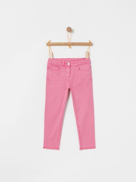 Штани рожеві Oviesse 4902938