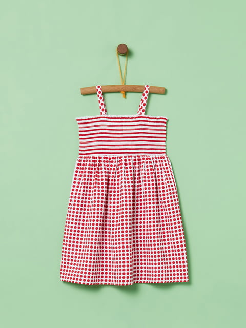 Сукня червона Oviesse 5148979