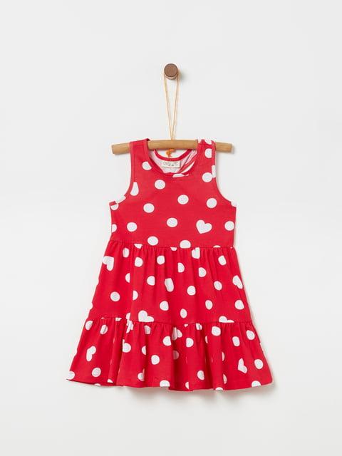 Сукня червона Oviesse 5148984