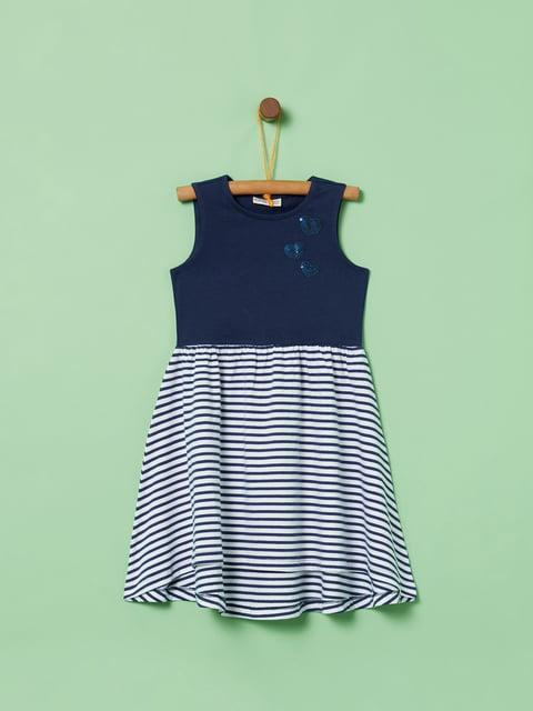 Сукня синя Oviesse 5148986