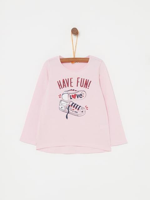 Джемпер рожевий Oviesse 5149073
