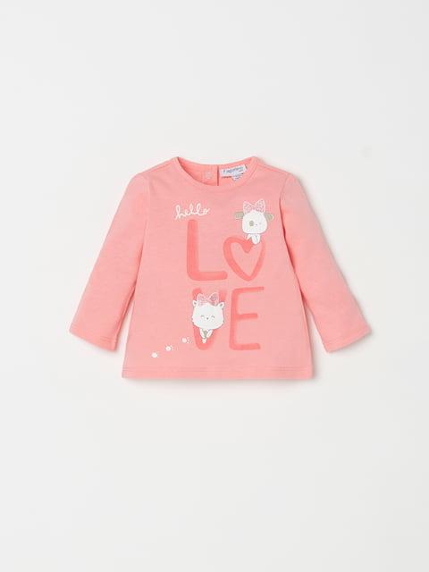 Джемпер рожевий Oviesse 5149160