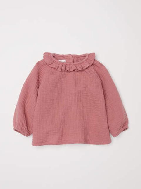 Блуза рожева H&M 5135061