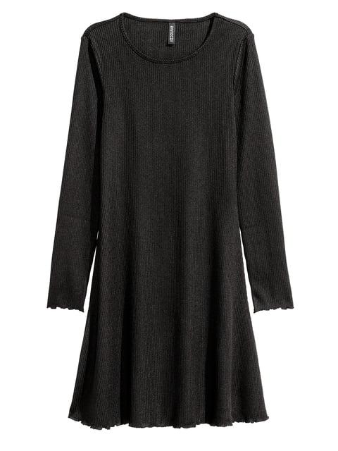 Сукня чорна H&M 5147595