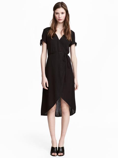 Платье черное H&M 5147602