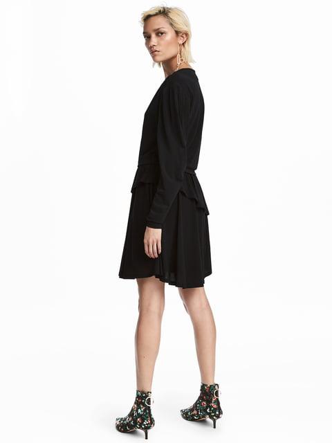 Сукня чорна H&M 5147609