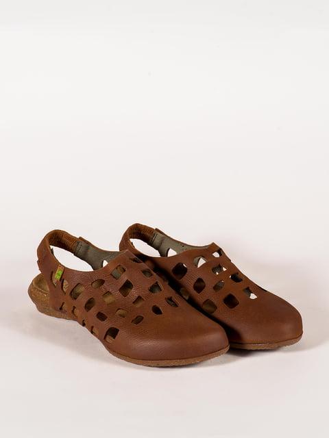 Босоножки коричневые El Naturalista 5150320