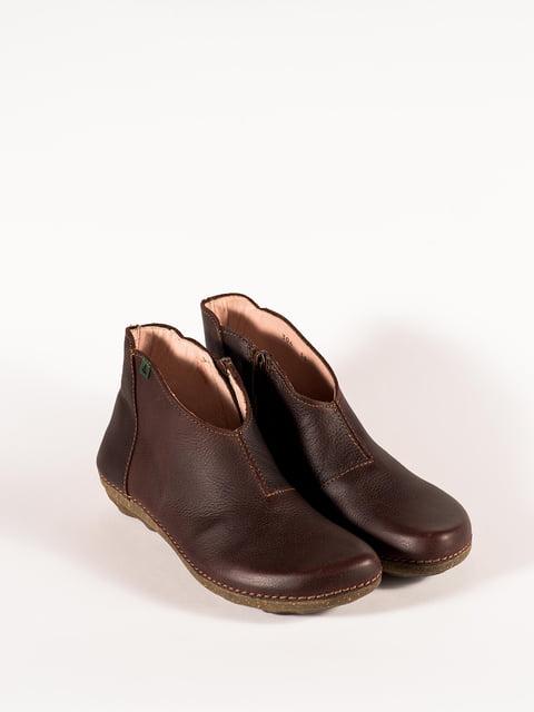 Черевики коричневі El Naturalista 5150340