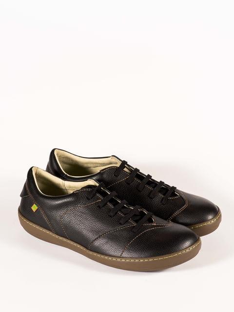 Туфли черные El Naturalista 5150406