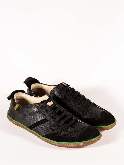 Туфли черные El Naturalista 5150412